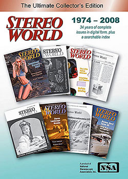 Stereo World Digital Index DVD cover